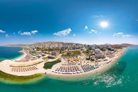 Hotel Seaside Saranda - u moře