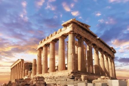 Athény - Letecké Víkendy - v dubnu