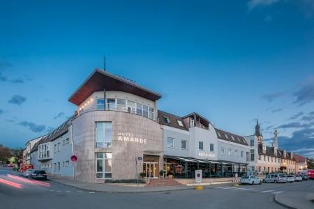 Amande Wine Wellness Hotel 2020, Česká republika, Jižní Morava