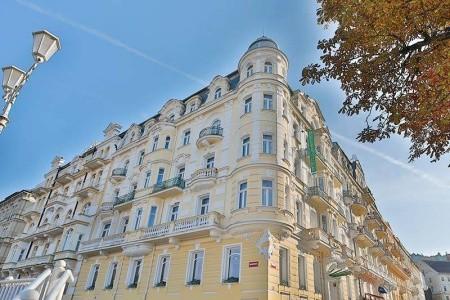 Hotel Belvedere Spa A Wellness - Balíček Pobyt S Teplými Zábaly