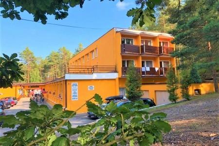 Penzion Nový Mlýn - Ubytování Máchovo jezero 2021