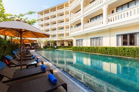 Little Beach Boutique Hotel & Spa - hotely