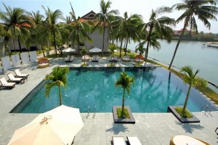 Hoi An Beach Resort - v únoru