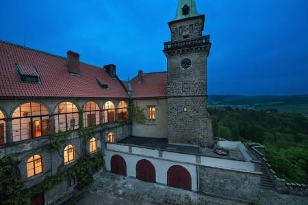 Ea Zámecký Hotel Hrubá Skála, Česká republika, Český Ráj
