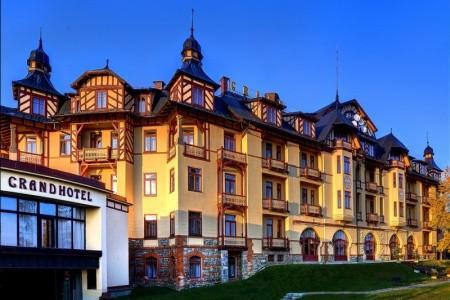 Grandhotel Starý Smokovec - pobytové zájezdy