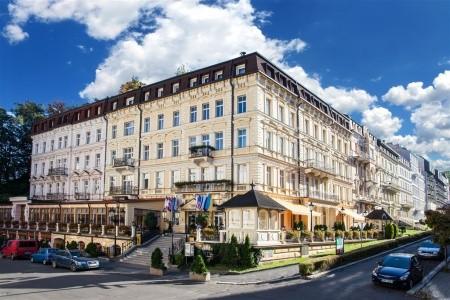 Bohemia Lázně, Sanatorium Kriváň - Karlovy Vary - Ubytování Karlovy Vary