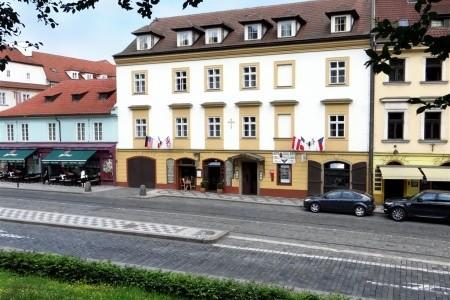 Praha 1 - Hotel U Kříže, Česká republika, Praha a okolí