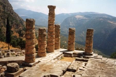 Řecko - Fly and Drive - v září