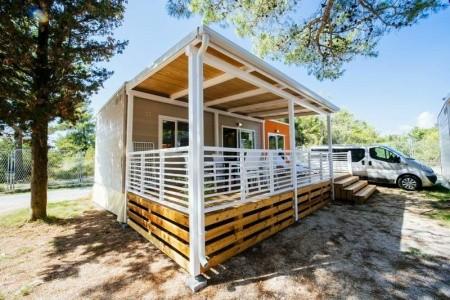 Zaton Holiday Resort - Mobilehomy, Chorvatsko, Severní Dalmácie