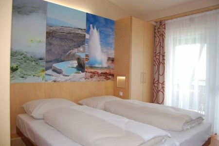 Jufa Vulkan Thermen Resort: Rekreační Pobyt 14 Nocí, Maďarsko, Maďarské termální lázně