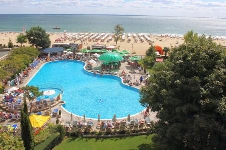 Hotel Slavyanski*** (8 Denní Pobyty) Autobusem S Polopenzí, Bulharsko, Slunečné Pobřeží