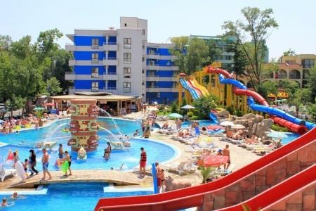 Kuban Resort & Aquapark**** (8 Denní Pobyty) Autobusem, Bulharsko, Slunečné Pobřeží