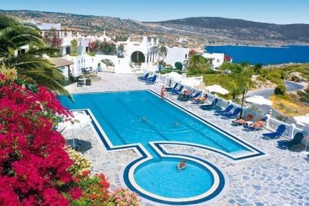 Hotel Amoopi Bay - Karpathos - Řecko