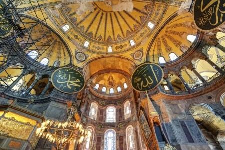 TURECKO - ISTANBUL - BRÁNA ORIENTU