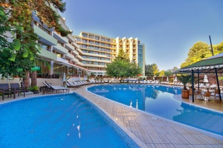 Hotel Mirabelle - letecky all inclusive