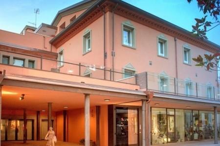 Metropol Ceccarini Suite**** - Riccione, Itálie, Emilia Romagna