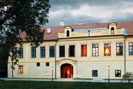 Hotel Chateau Hostačov - Zimní dovolená a zimní prázdniny na Vysočině