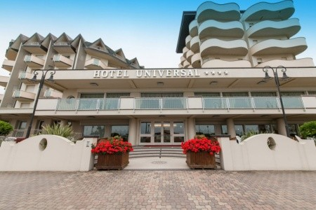 Hotel Universal**** - Cervia - Rimini - Itálie