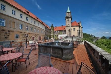 Ea Zámecký Hotel Hrubá Skála, Česká republika, Severní Čechy