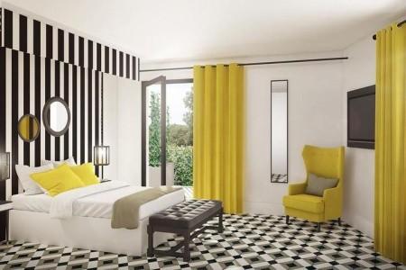 Soleil Vacances Hotel Du Roi - Double Tree Hilton - v prosinci