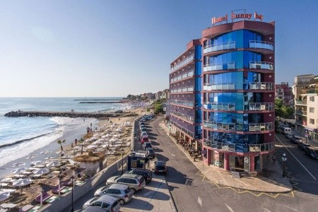 Hotel Sunny Bay*** (8 Denní Pobyty) Autobusem - Bulharsko  autobusem