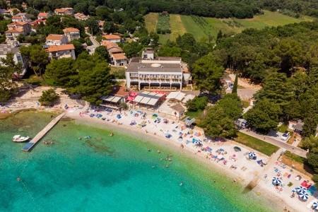 Mobilní Domky Centinera - Pula  - Chorvatsko