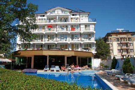 Bulharsko, Kiten - Hotel Lotos