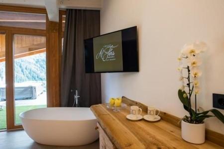 Hotel Chalet Al Foss - Itálie  - hotely