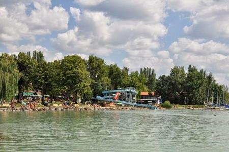 Happy Camp Balatontourist Fured *** Balatonfüred, Maďarsko, Balaton