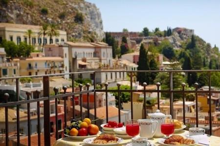 Hotel Isabella*** - Taormina