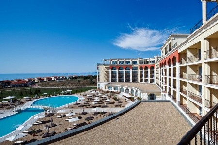 Lighthouse Golf & Spa Hotel***** - Bulharsko  autem v srpnu - hotely