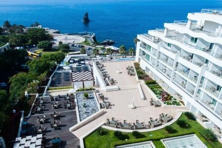 Hotel Melia Madeira Mare - v dubnu