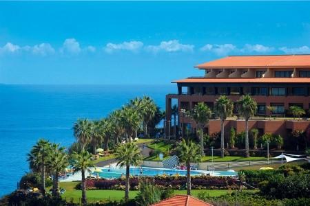 Monte Mar Palace, Madeira,