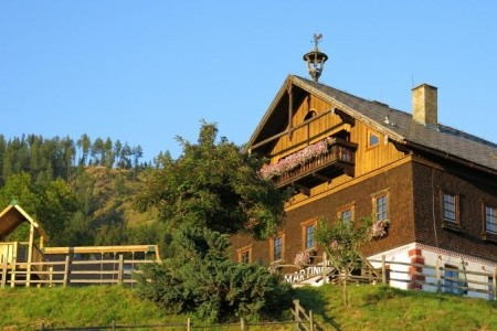 Chalet Martinihof