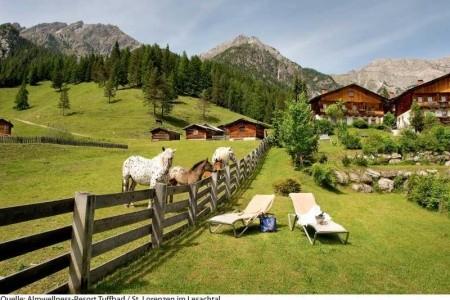 Almwellness-Resort Tuffbad ****Sup.