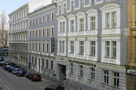 Hotel Deutschmeister - v lednu