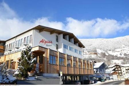Hotel Alpina Resort - Pitztal - Rakousko