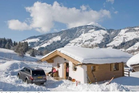 Das Resort Brixen - v březnu
