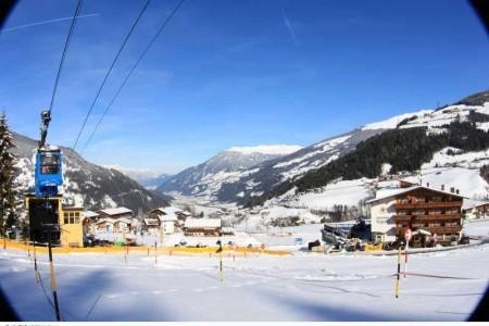 Alpen Wohlfühlhotel Dörflwirt - zimní dovolená