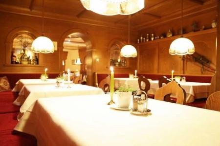 Hotel Austria - v březnu