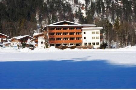 Gasthof-Pension Kaiserblick - v březnu