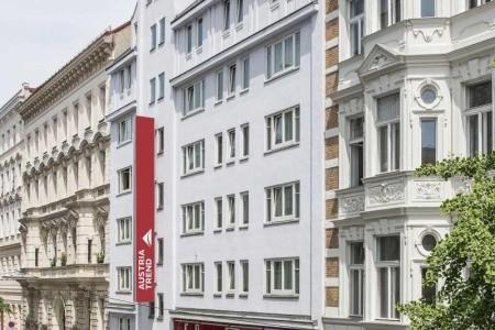 Austria Trend Hotel Bosei - snídaně