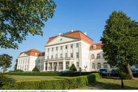 Austria Trend Hotel Schloß Wilhelminenberg - v listopadu