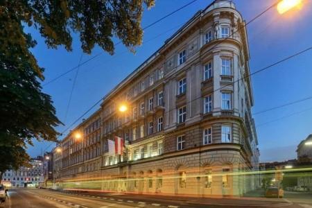Hotel Bellevue Vienna - v září
