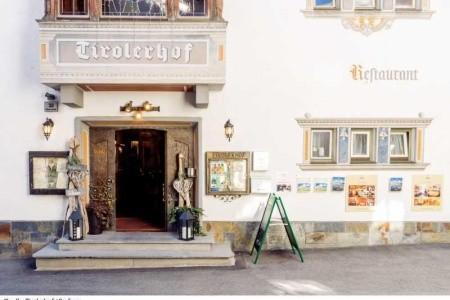 Hotel Tirolerhof - Rakousko  v dubnu