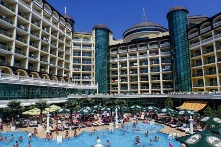 Planeta Hotel & Aquapark***** (8 Denní Pobyty Vlastní Dopravou), Bulharsko, Slunečné Pobřeží