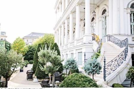Palais Coburg Hotel Residenz - letní dovolená