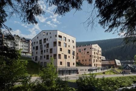 Pec Pod Sněžkou - Aparthotel Svatý Vavřinec, Česká republika, Krkonoše