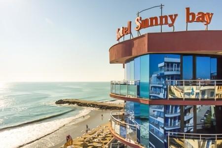 Hotel Sunny Bay*** (8 Denní Pobyty) Autobusem, Bulharsko, Pomorie