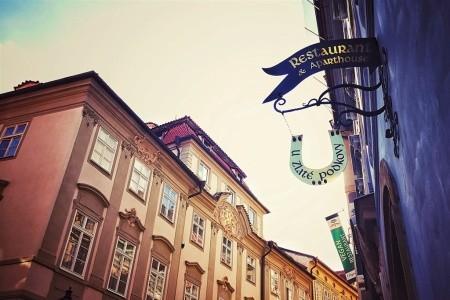 Praha 1 - Hotel U Zlaté Podkovy - Ubytování Praha 2022